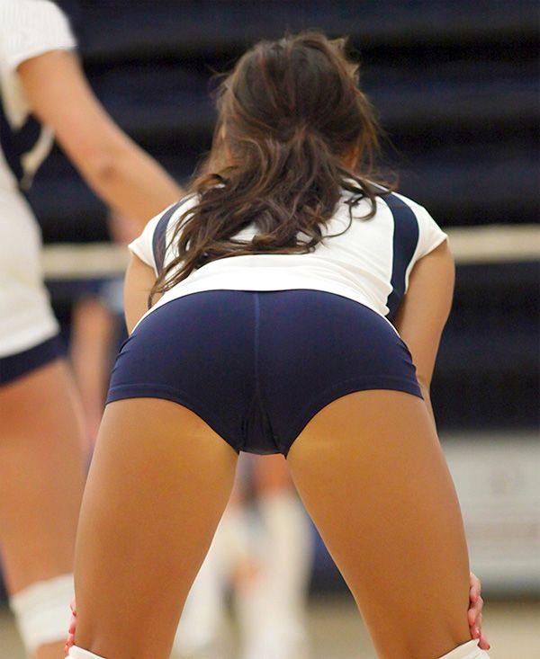 Volleyball Mädchen Sexiest Thong Swimsuit,
