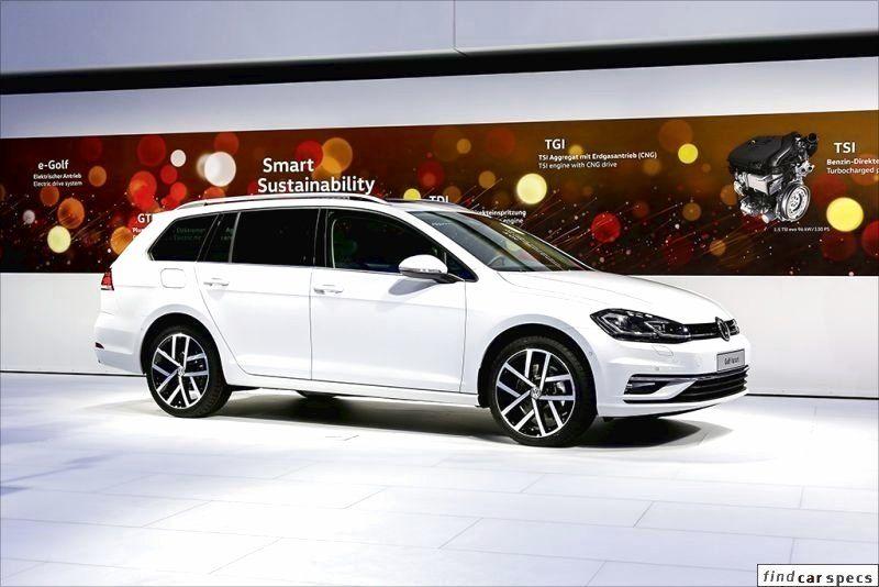 Volkswagen Golf Golf Vii Variant Facelift 2016 1 0 Tsi 116 Hp Dsg Petrol Gasoline 2019 Golf Vii Vari Volkswagen Golf Volkswagen Vw Wagon