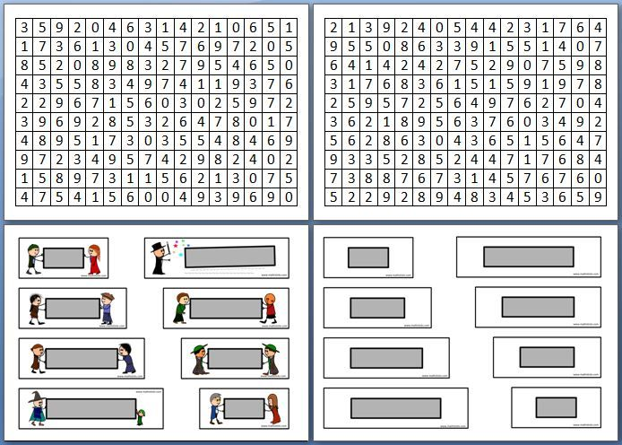 Digit Frames With Images Window Frames Frame Number Generator