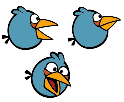 Image Result For Angry Bird Dibujos Para Imprimir Color Angry Birds Smurfs Drawing Blue Cartoon Character