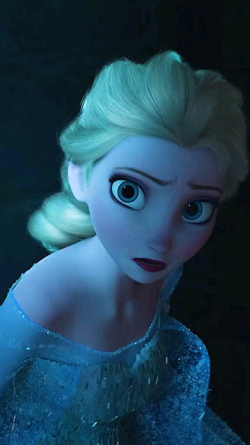 Beautiful Disney Princess Elsa