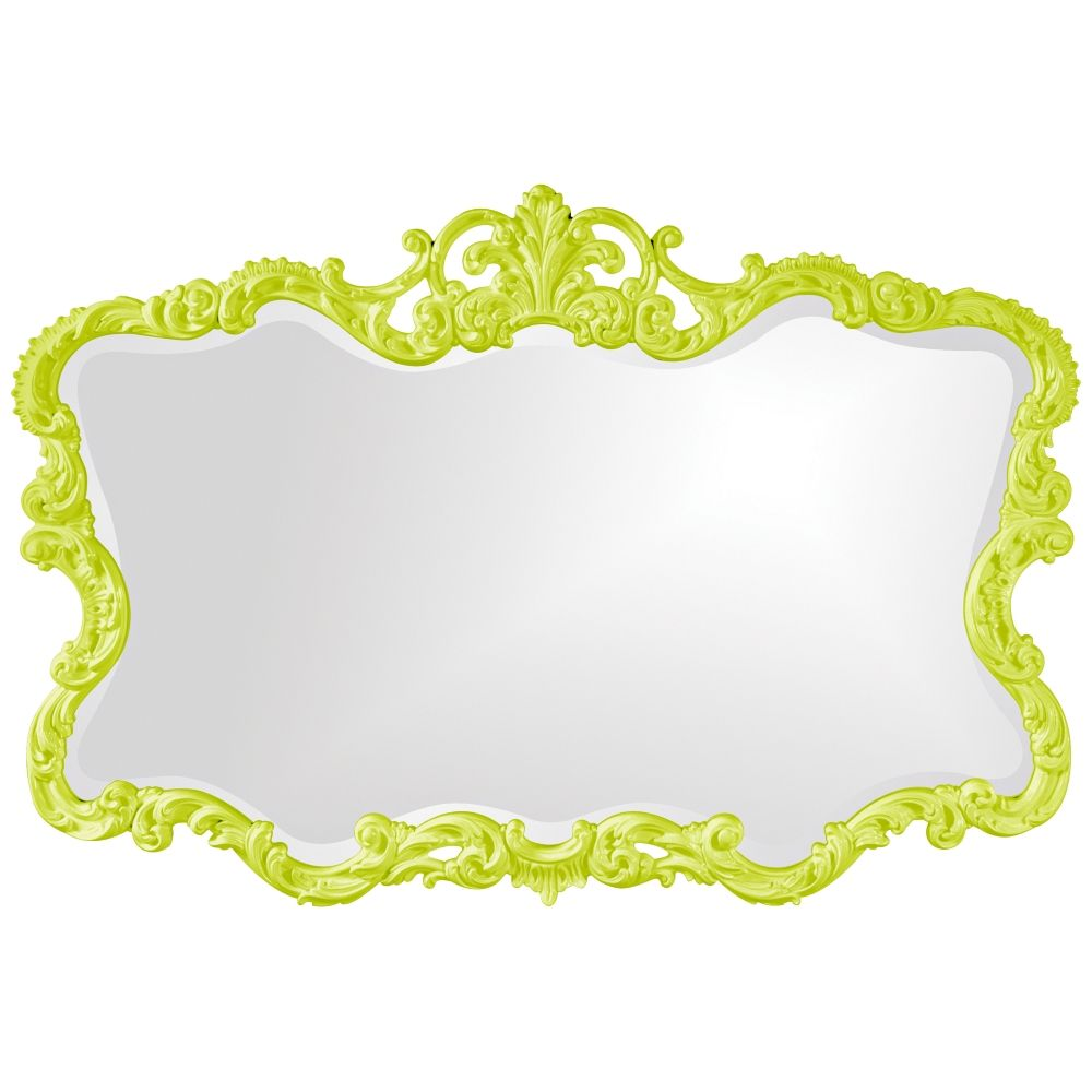 Howard elliott talida 38 x 27 green wall mirror style 5j968 howard elliott talida 38 x 27 green wall mirror style 5j968 amipublicfo Gallery