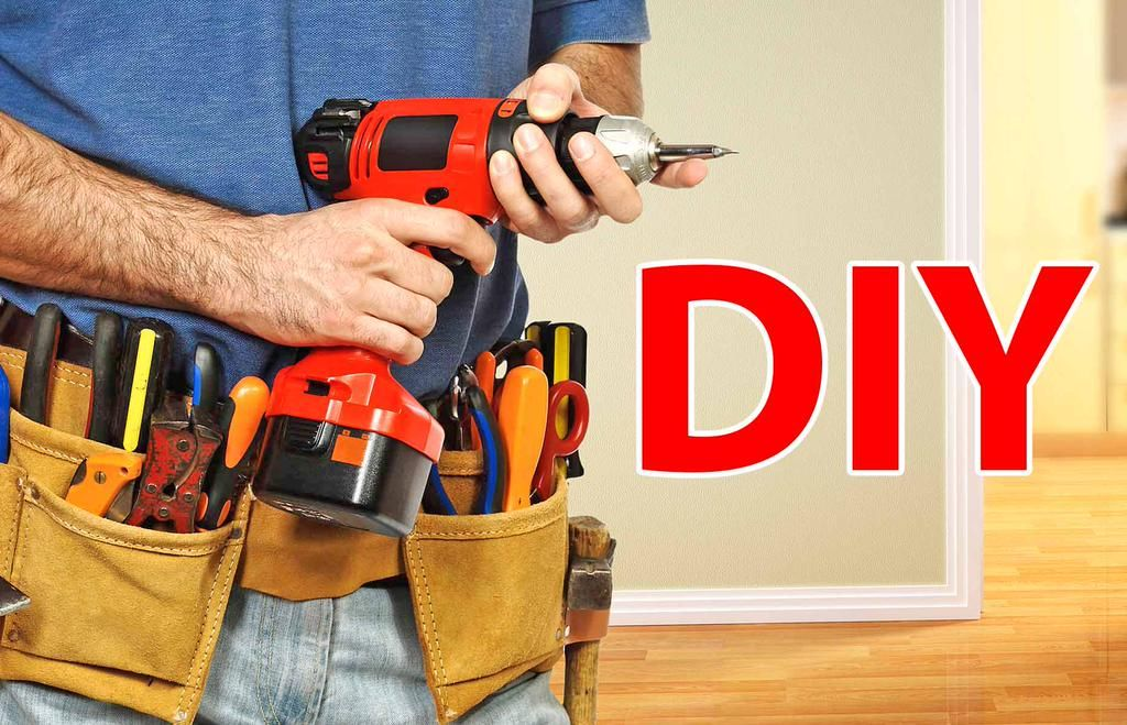 Easy DIYProject , HowTo 's to save you big bucks http