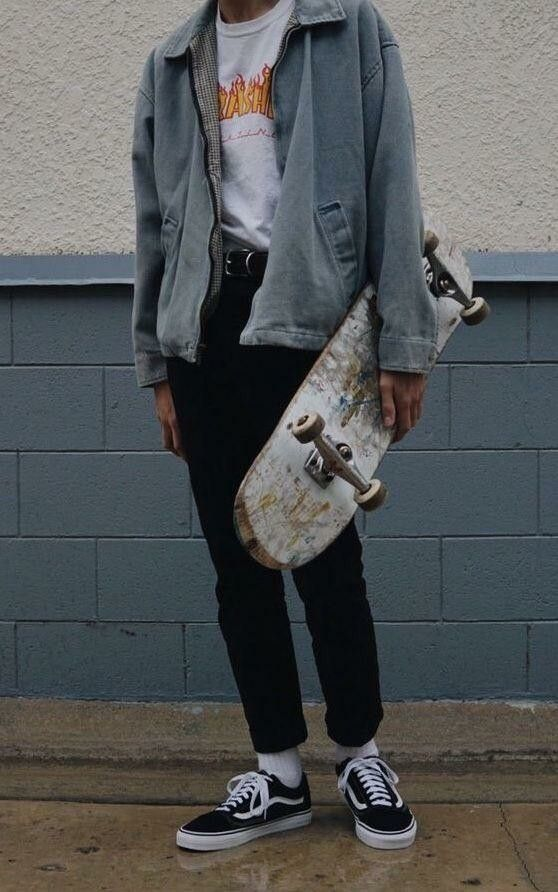 5 Ways to Give Skater Style a Spin | Teen Vogue |Skateboard Fashion Trends