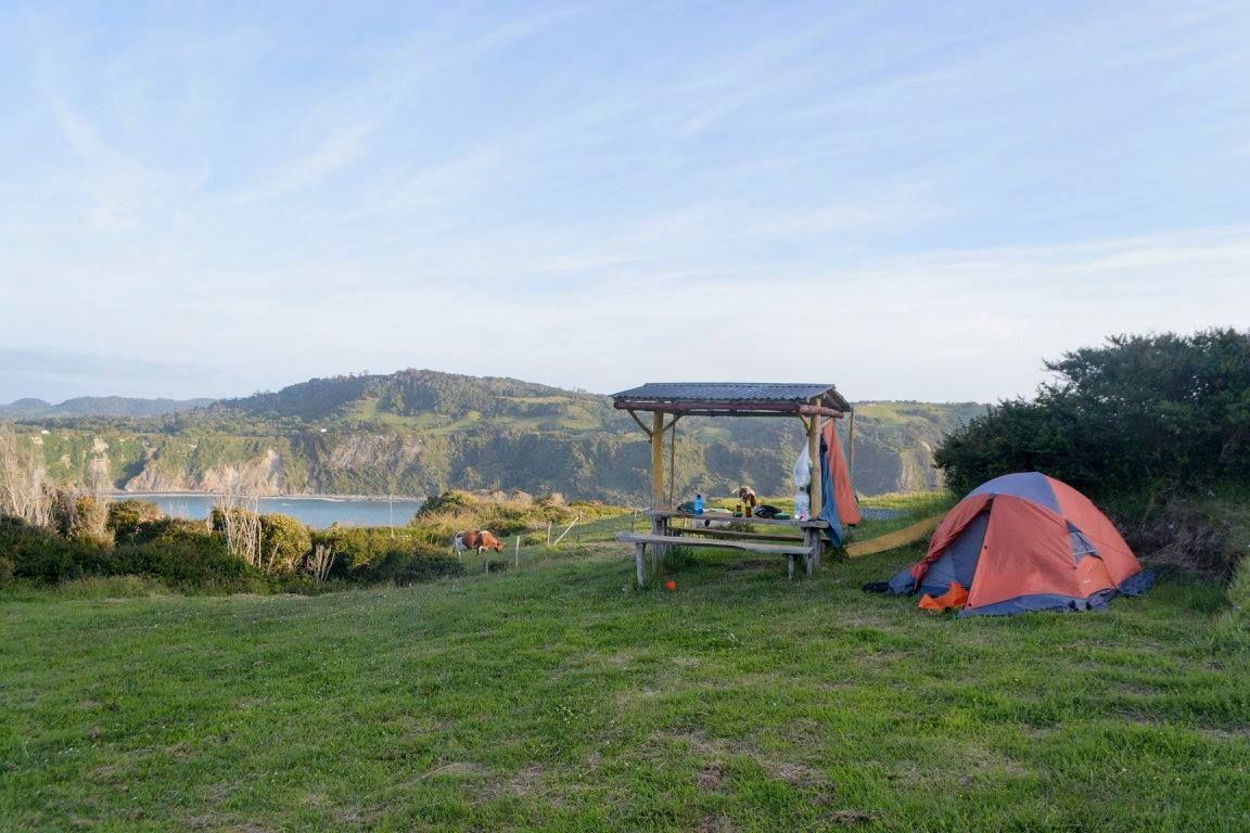 How to travel light with your camping gear travel light