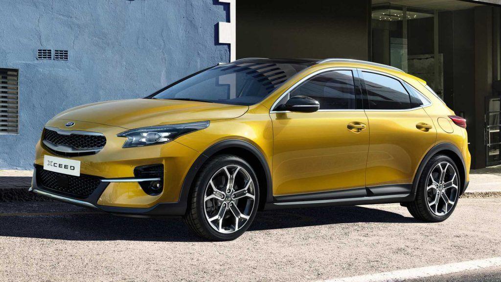 2020 Kia Xceed Price Features Announce In 2020 Kia Ceed Kia Suv