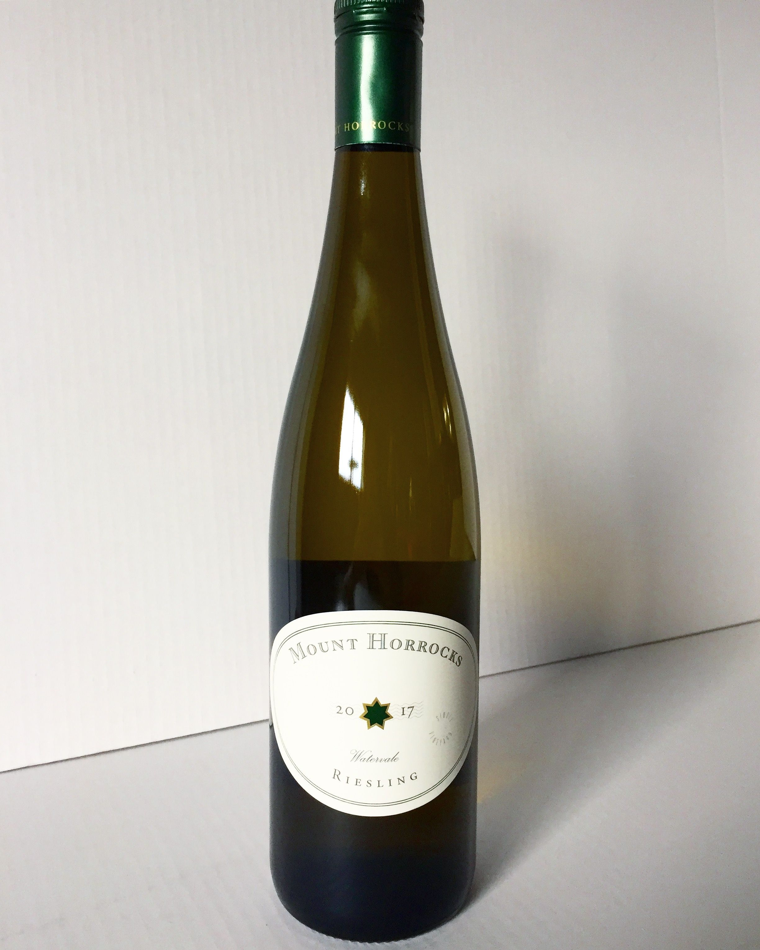 New Arrival Mount Horrocks Watervale Riesling 2017 From The Clare