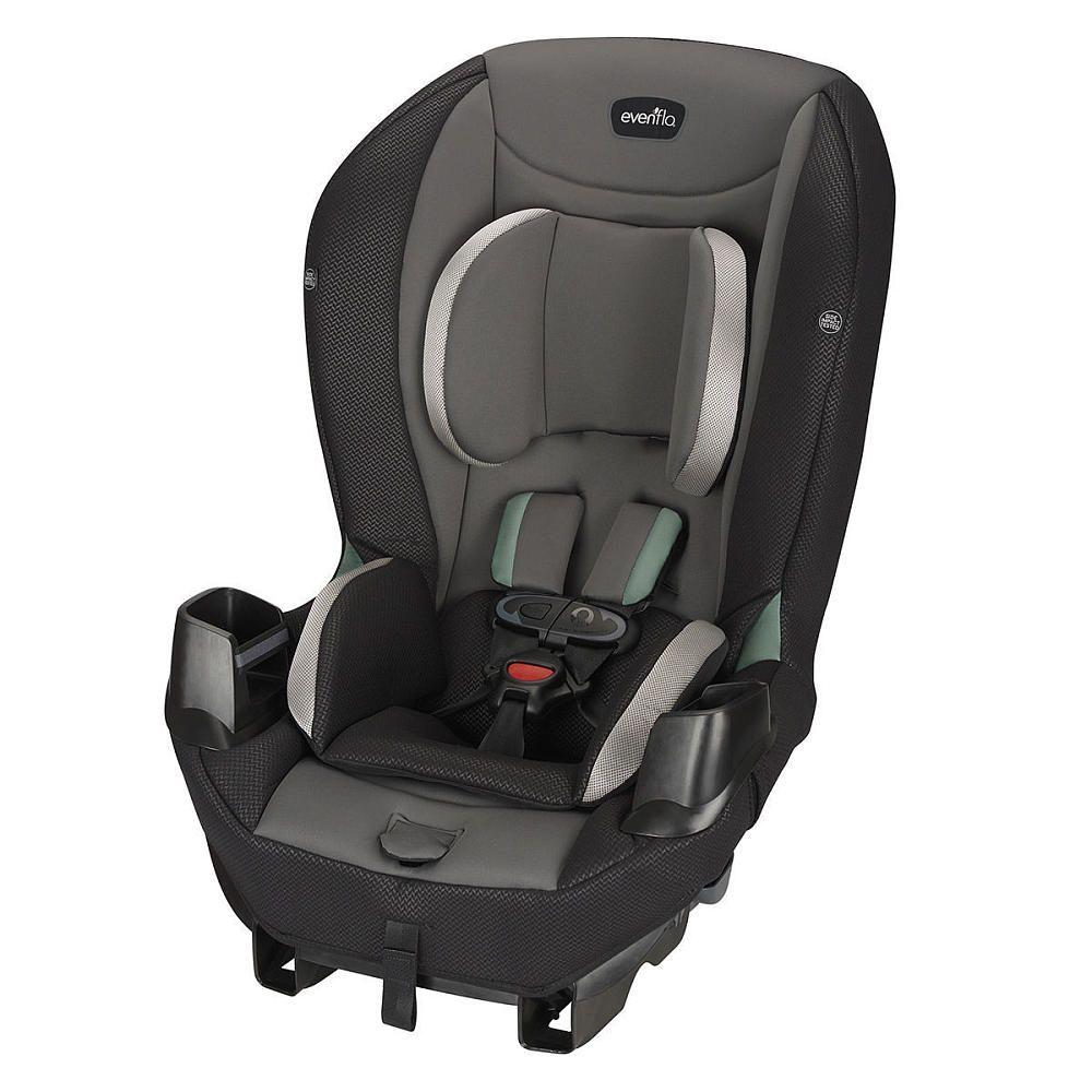 Evenflo Sonus Convertible Car Seat Babies R Us Car Seats Convertible Car Seat Car Seat Safety Booster