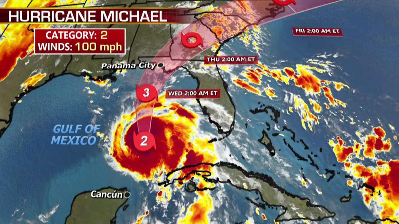 Fox News Hurricane Michael Household Hacks Go Viral Ahead Of Major Storm Hurricane Storm Michael