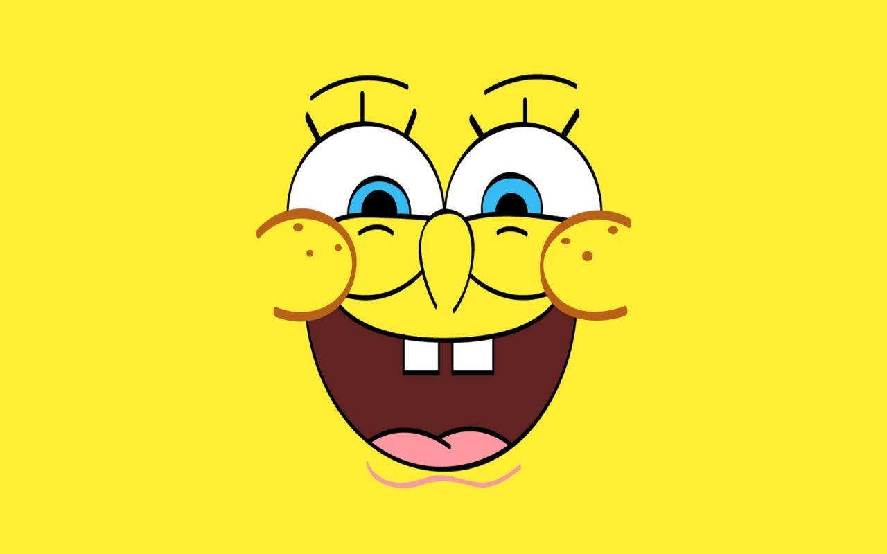 spongbob Spongebob Face 1280x800 79413 Spongebob