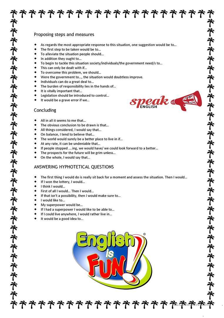 Speaking Tips C1-C2 Levels worksheet - Free ESL printable ...