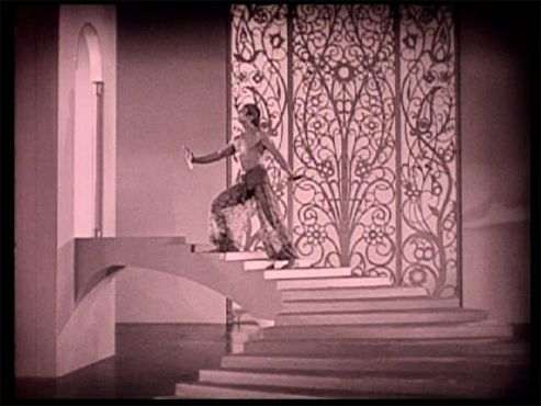 Silent Era : From 'The Thief of Bagdad', 1924