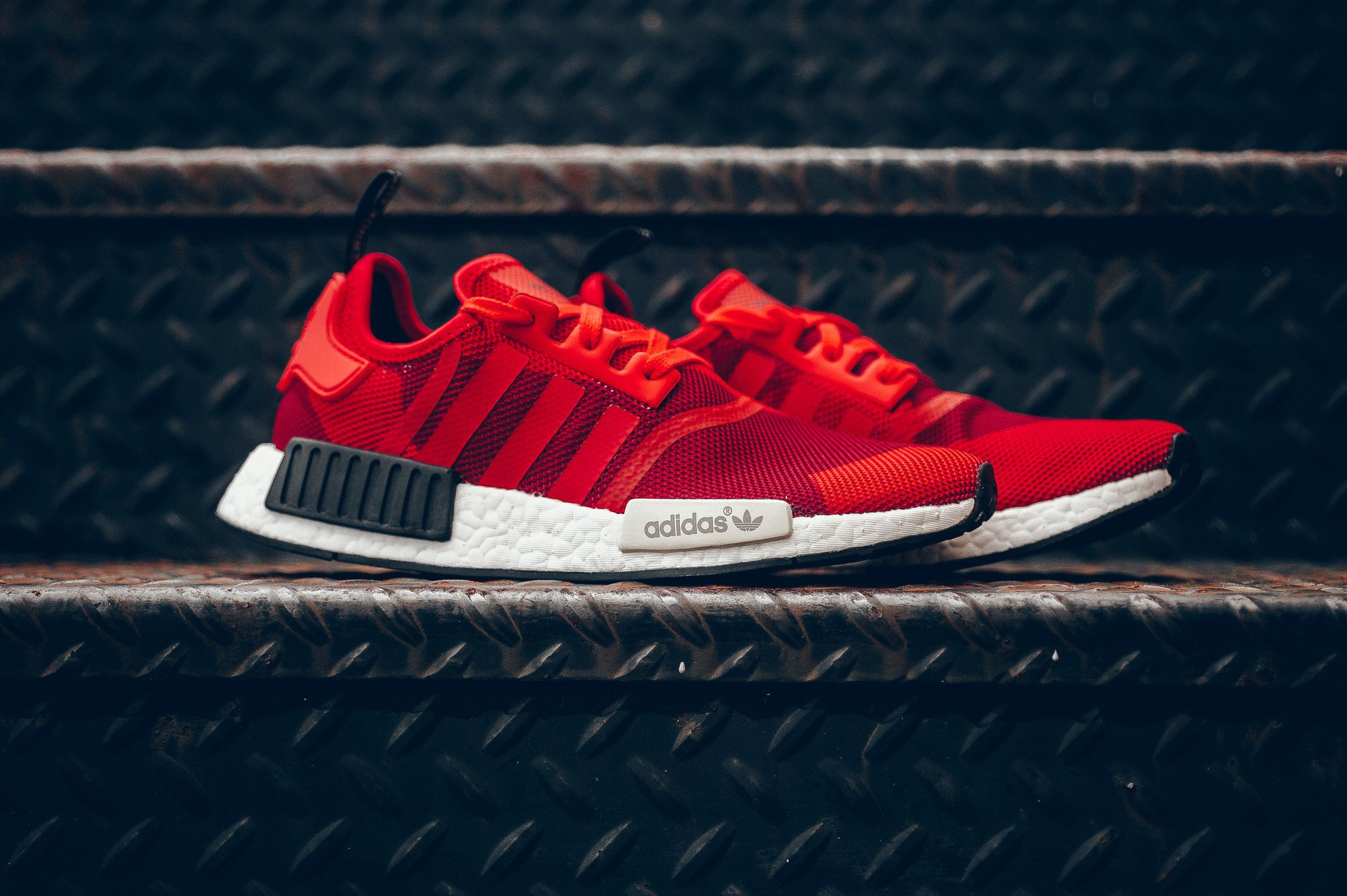 Red Camo Defines This adidas NMD R1
