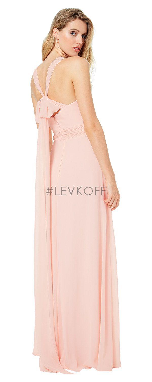 LEVKOFF Bridesmaid Dress Style 7040   2018 #Levkoff Bridesmaids ...
