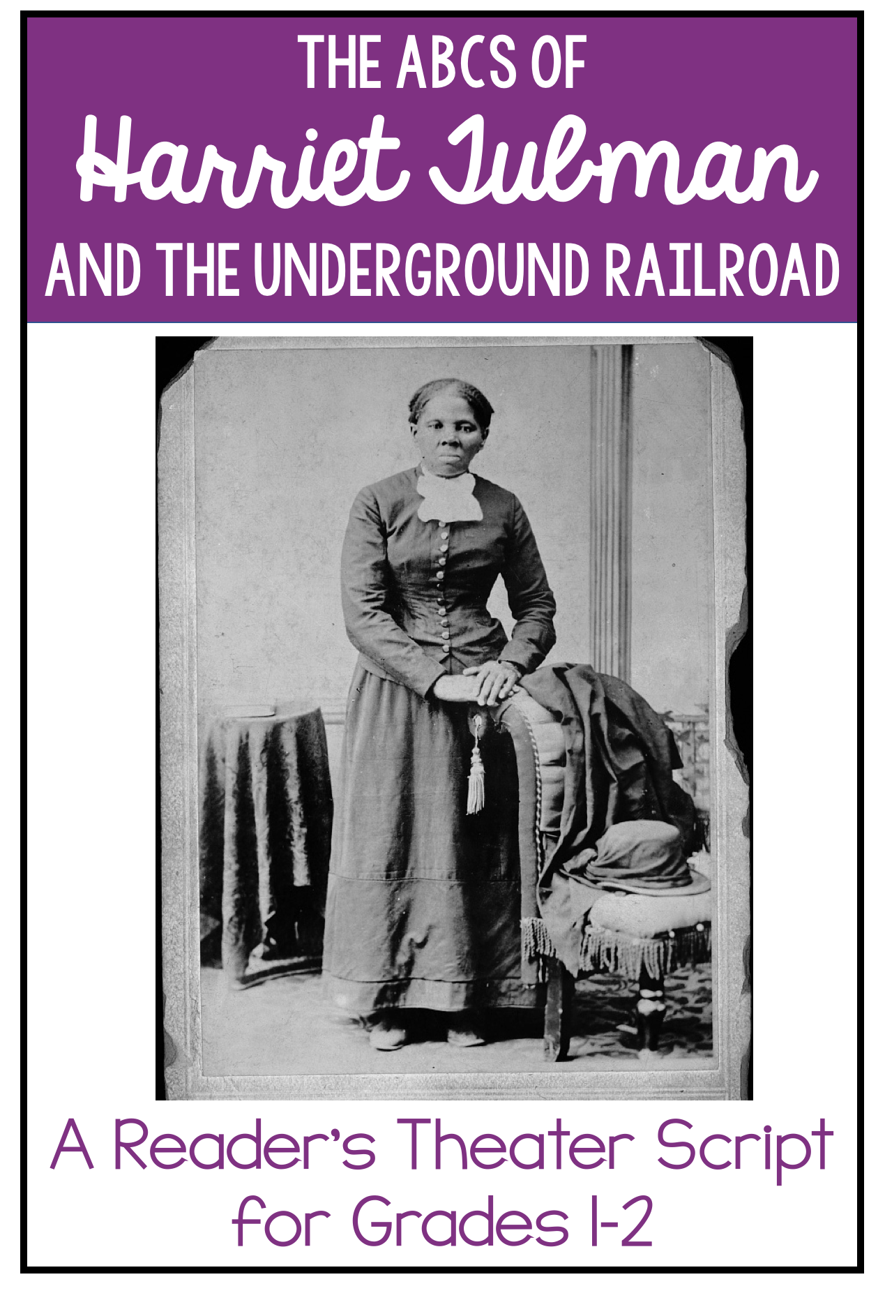 Harriet Tubman And The Underground Railroad Readers