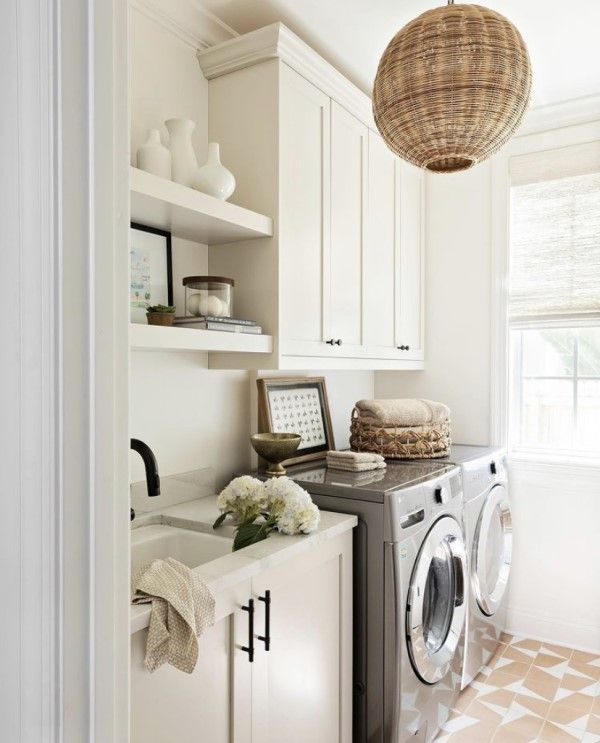 20 Laundry Room Ideas to Try in Your Home