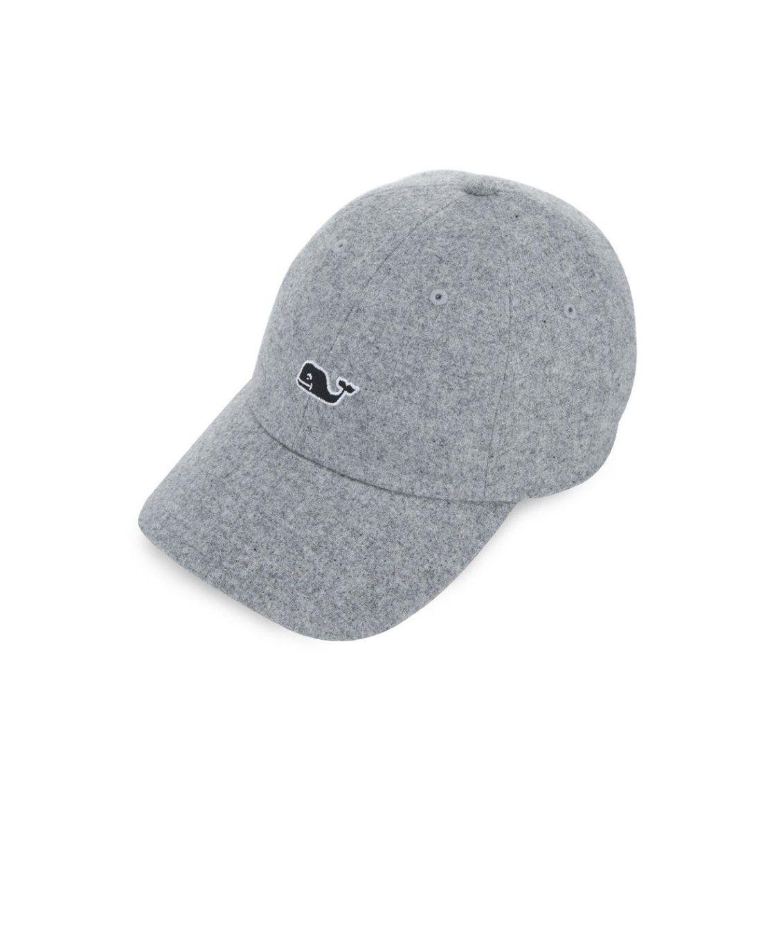 Wool Whale Logo Baseball Hat  6760dfb6d950