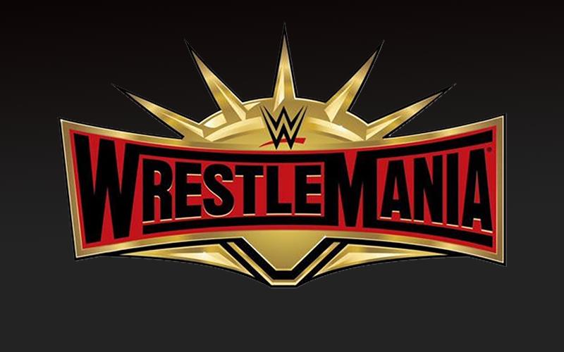 Ringside News Wrestlemania 35 Wrestlemania Wrestlemania Logo