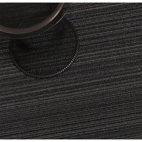 Chilewich Indoor Outdoor Utility Mat Skinny Stripe Steel