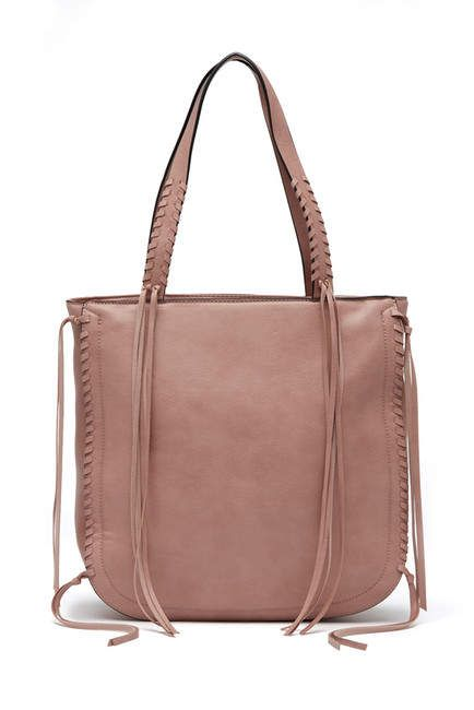 b48206ad20 Urban Expressions Gardenia Vegan Leather Tote