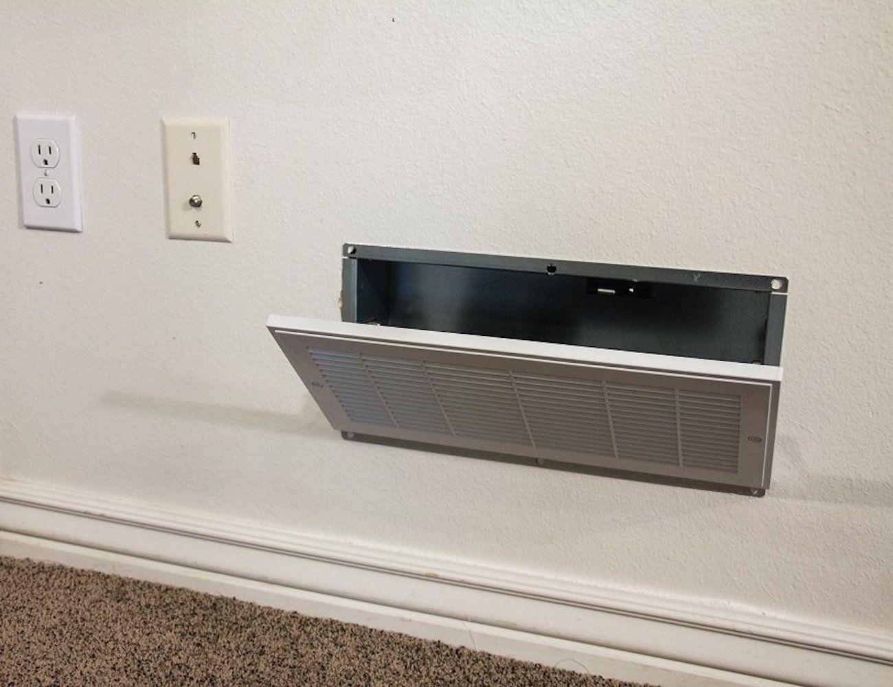 Air Vent Hidden Safe With Rfid Lock Hidden safe, Hidden