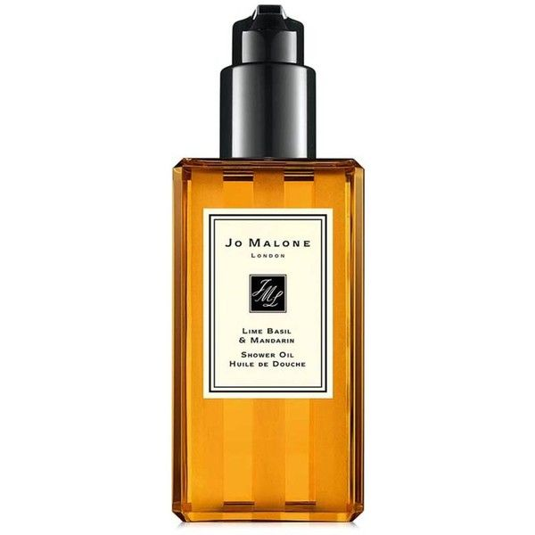 Jo Malone London Lime Basil Mandarin Shower Oil 8 5 Oz 45 Liked On Polyvore Featuring Beauty Products Bath Body P Shower Oil Bath And Body Jo Malone