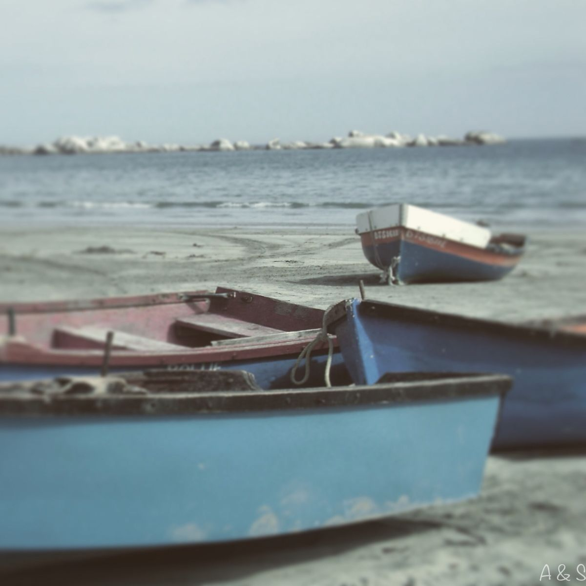 Boats Paternoster