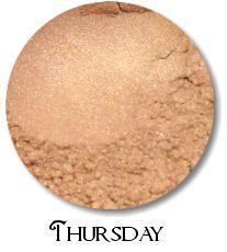 Thursday- light copper Eyelight