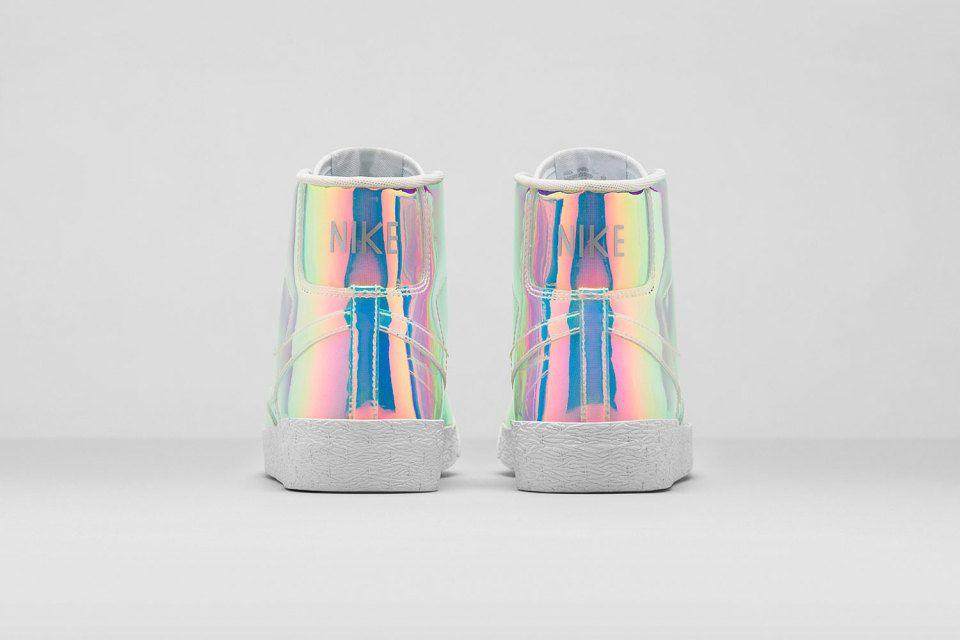 Nike Carrelage Mosaïque En Maille Marbre Blazer Mi Qs