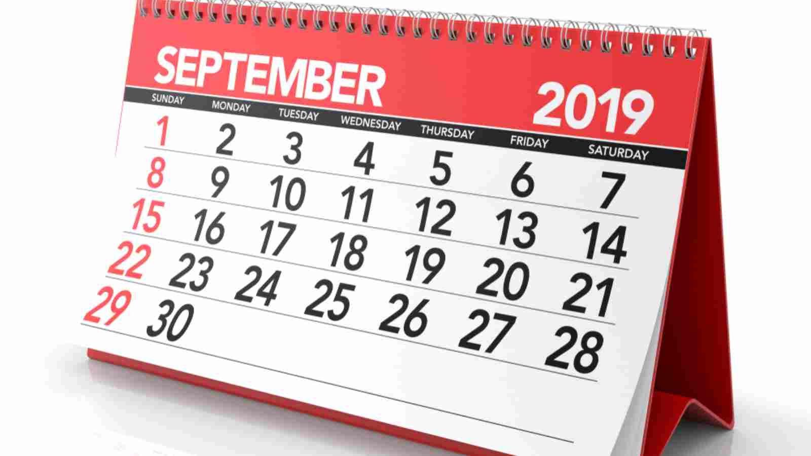 توقعات الأبراج لشهر أيلول سبتمبر 2019 من ماغي فرح Months In A Year Learn French Months