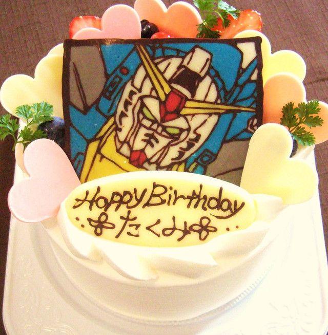 Gundam Cake Eats Drinks Cake Gundam Cake Confectionery
