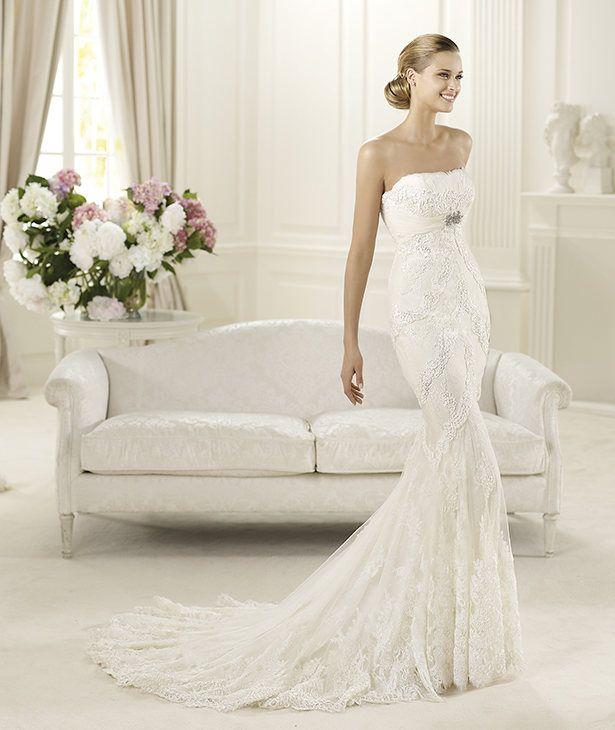 Pronovias Presents The Dietrich Wedding Dress. Fashion