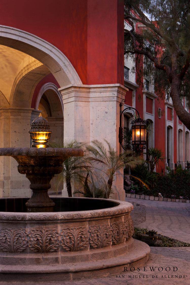 Spectacular Entrance Of The Hotel House Styles Outdoor Decor San Miguel De Allende