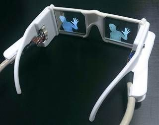 Smart Glasses Might Help Blind People Navigate An Unfamiliar Environment By Recognizing Objects Or Translating Signs Smart Glasses Wearable Device Inventions