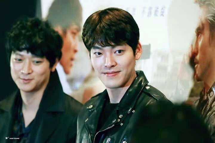 kimwoobin en hong kong en el escenario de la pelcula