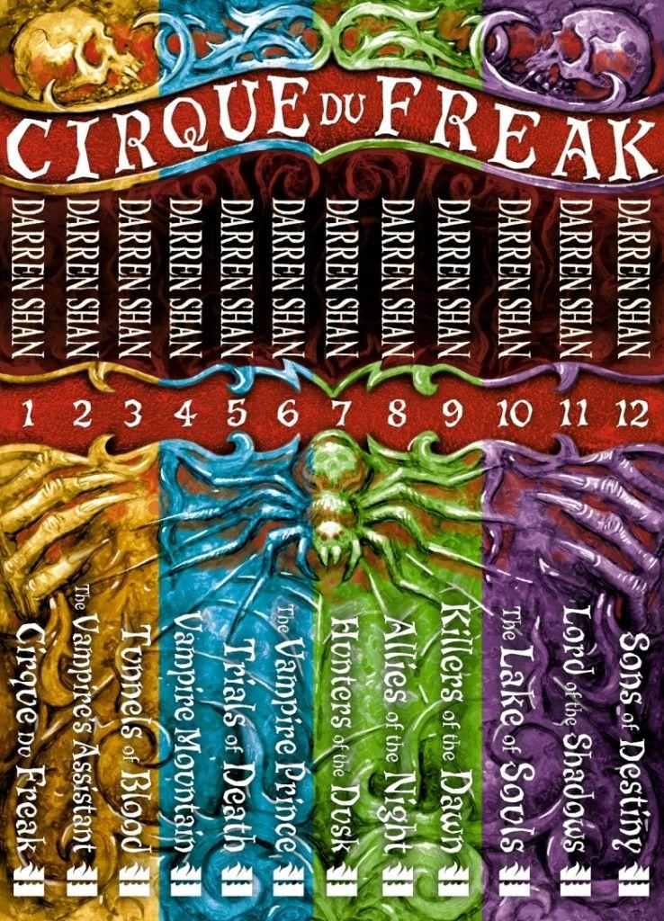 cirque du freak download pdf