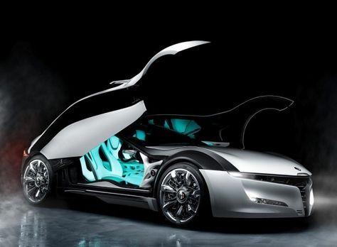 The Coolest Futuristic Concept Cars In The World Concepts - The most coolest car in the world