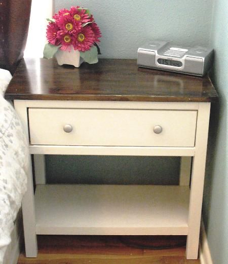Diy Bedside Table Love Tammy Hollon Will You Have Dad Make Us