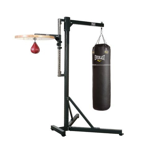Pro Speed Bag And Heavy Bag Stand Heavy Bags Heavy Bag Stand Punching Bag