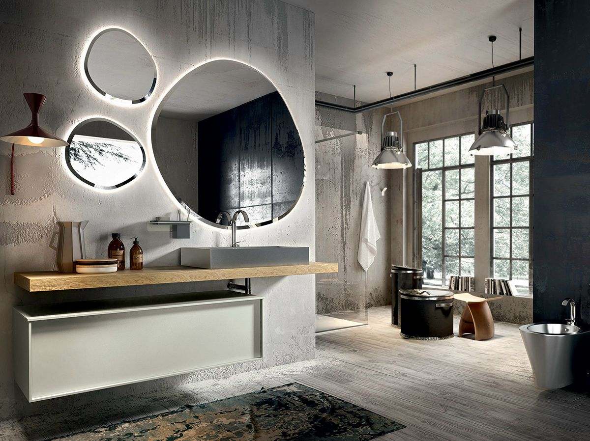 Bathroom vanity inspirations by edone functional aesthetically pleasing and modern - Agora mobili bagno ...
