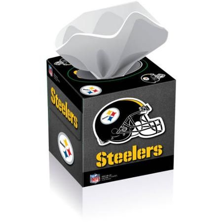 42d320442 Pittsburgh Steelers Tissue Box