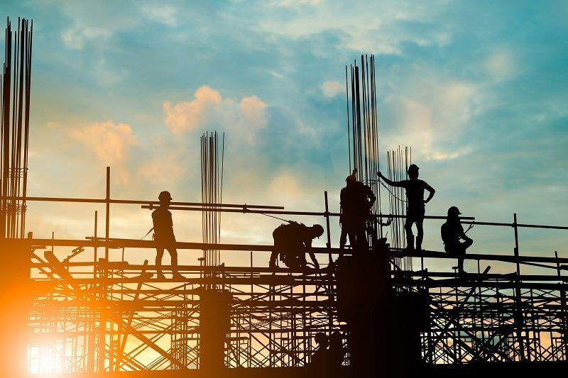 What Makes A Good Building Company With Images Building Companies Construction Cost Home Construction