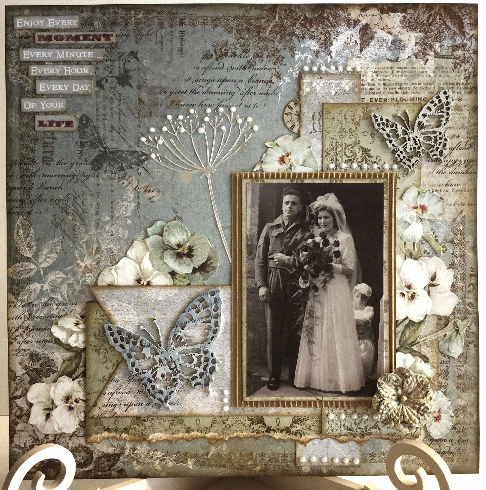 Pin On Scrapbooking Pages