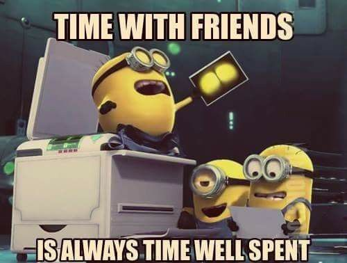 Minion Quotes That One Friend QuotesGram