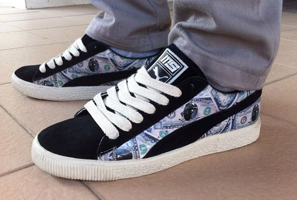 check out dd257 31f7f Puma Clyde x Mita Sneakers | Sneakers in 2019 | Sneakers ...