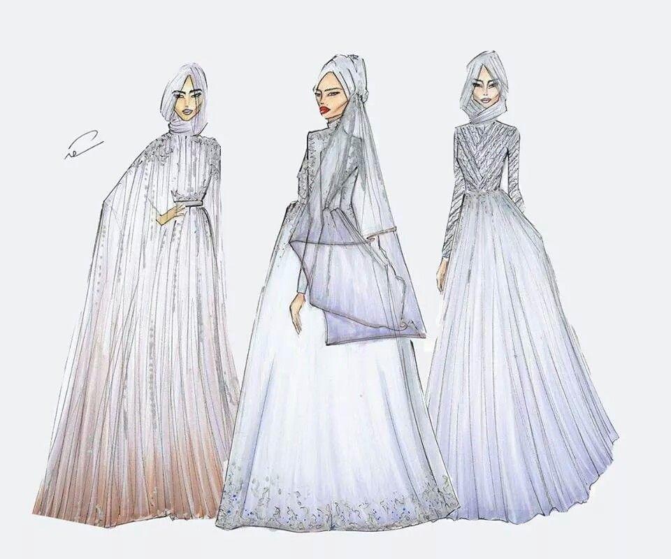 Fashion Sketches, Dress