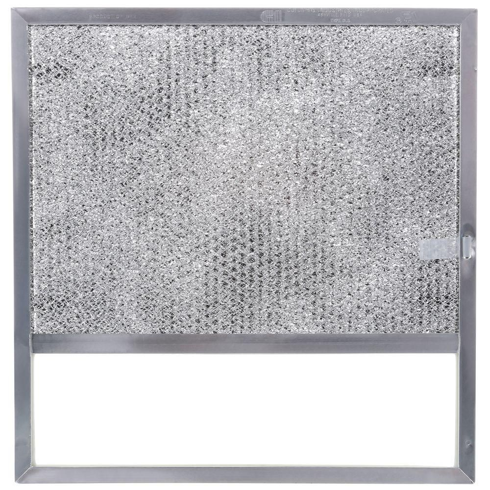 Broan 43000 Series Ductless Range Hood Replacement Filter With