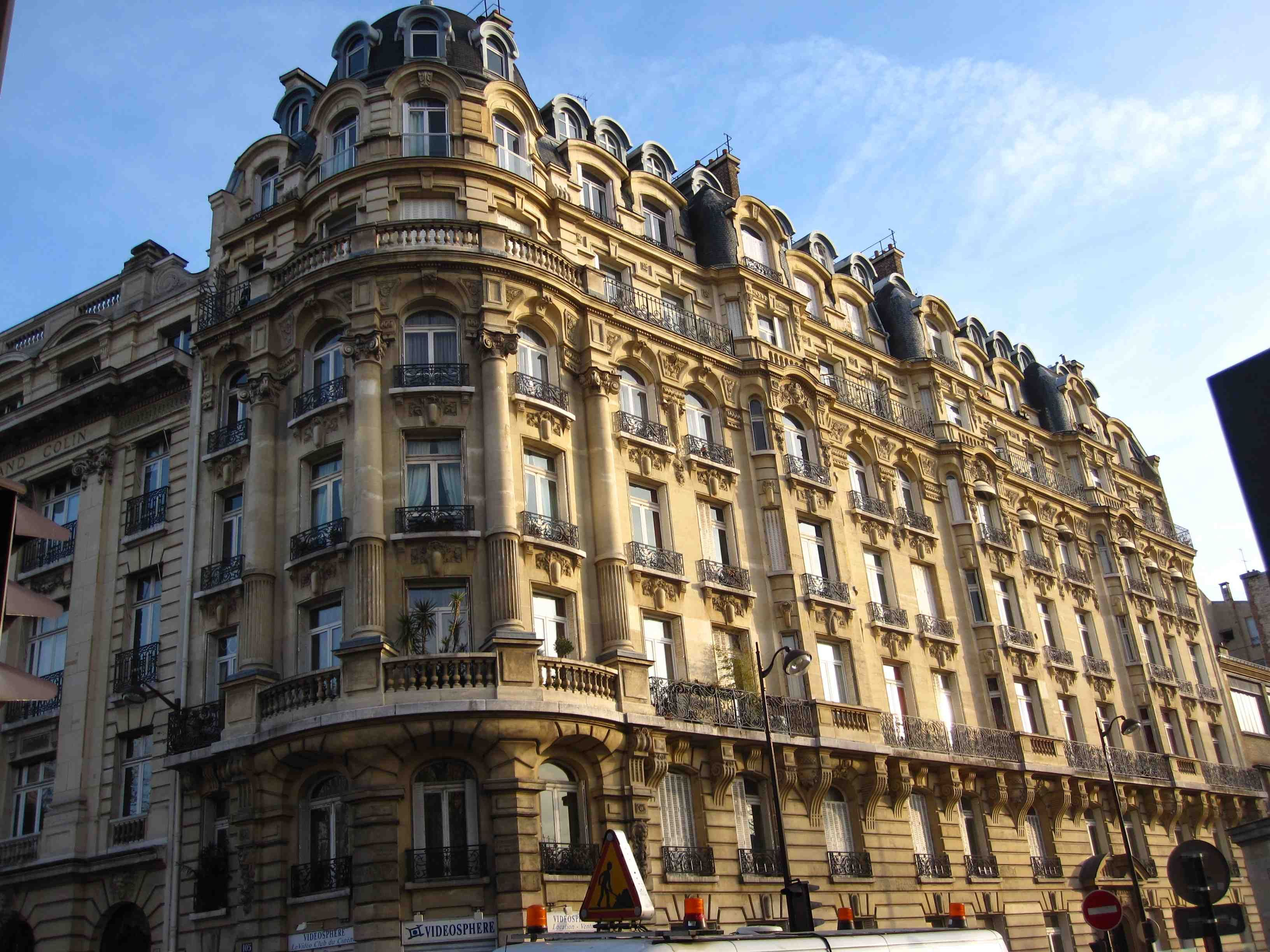 Paris Architecture Google Search Reference Remember