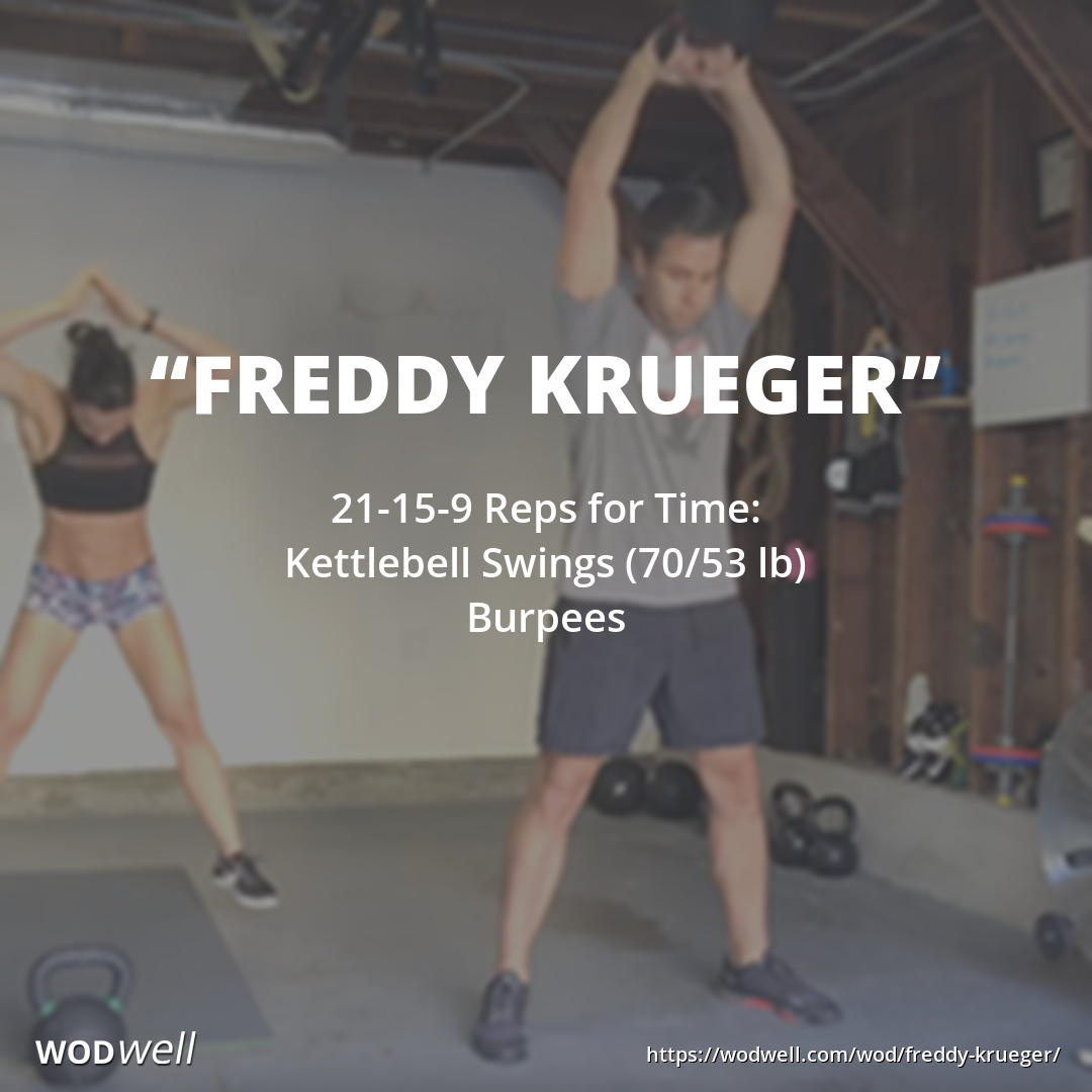 21 15 9 Reps For Time Kettlebell Swings 70 53 Lb Burpees Kettlebellworkout Crossfit Workouts At Home Wod Crossfit Wod Workout