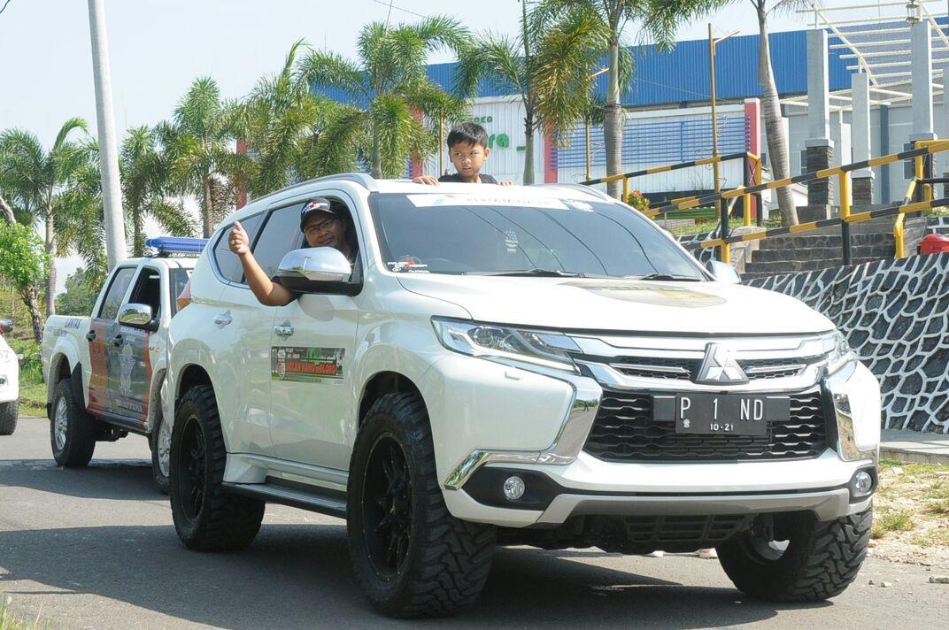 Pajero Indonesia Dengan Gambar Mobil Hidup Perjalanan